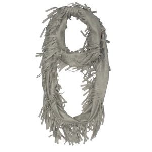 do everything in love   fringe scarf
